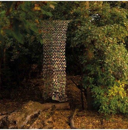 Camouflagenät, 230x80cm