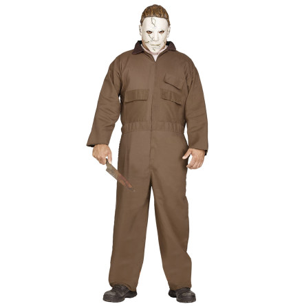Dräkt, Michael Myers one size