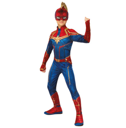 Barndräkt, Captain Marvel M