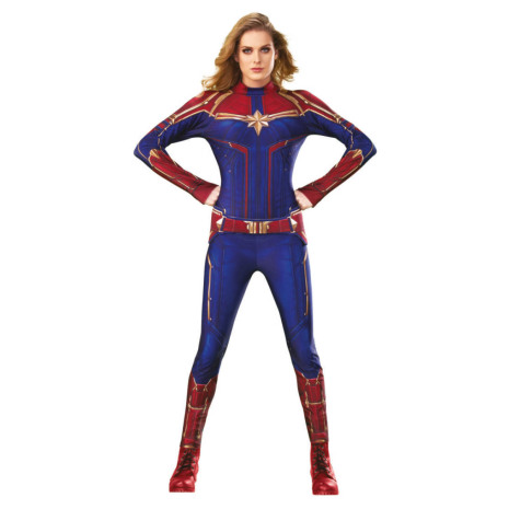 Dräkt, Captain Marvel S