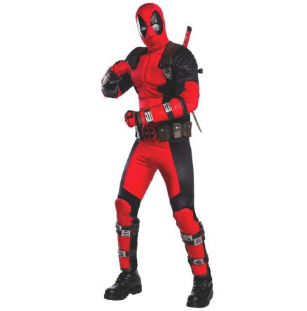 Dräkt, Deadpool XL