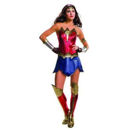 Dräkt, Wonder Woman dlx S