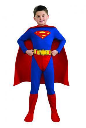 Barndräkt, Superman S