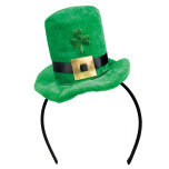 Diadem,hatt, St Patricks day