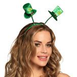 Diadem, hattar, St Patricks Day
