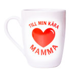 Mugg, till min kära mamma