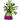 Ballongvikt, regnbåge 160g