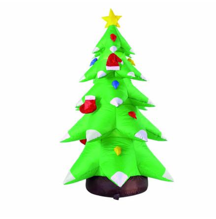 Uppblåsbar, julgran 183 cm