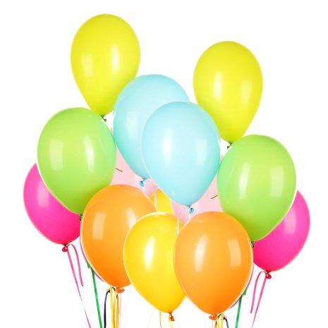 Ballonger 100 st 25cm
