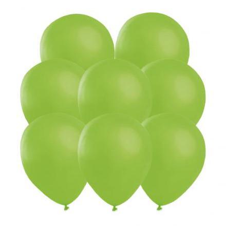 Ballonger, limegröna 25 st