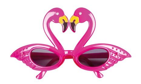 Solglasögon, flamingo