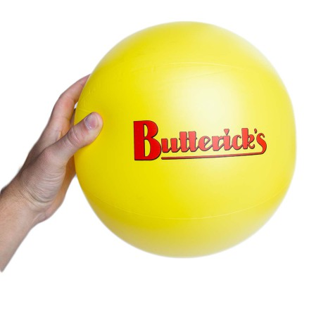 Badboll, Buttericks