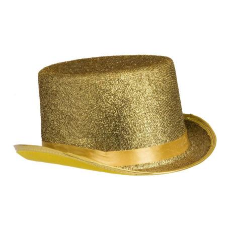 Hög hatt, guld