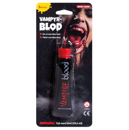 Blod i tub