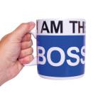 Mugg, I am the Boss XL