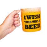 Mugg, I wish this was a beer
