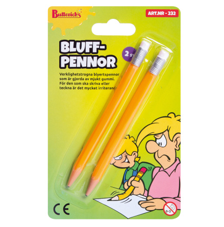 Bluff penna 2st,