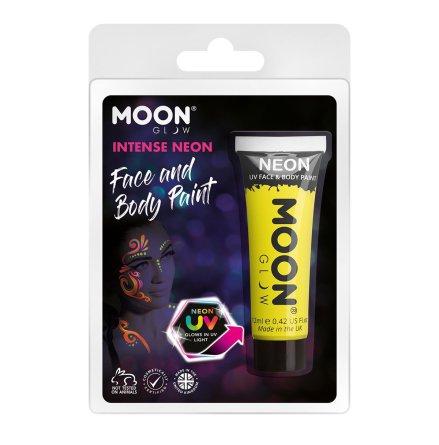 UV-smink i tub, gul blister 12 ml