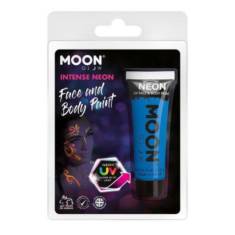 UV-smink i tub, blå blister 12 ml