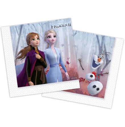 Servetter, Frozen 2 20 st