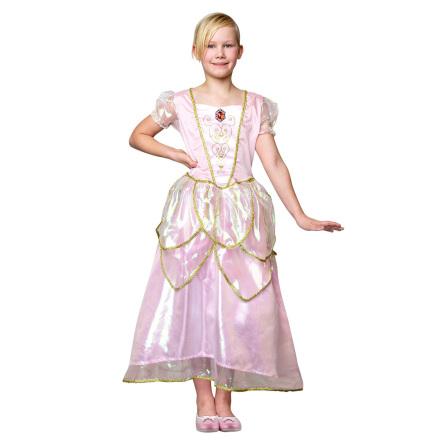 Barndräkt, prinsessklänning 134/140 cl