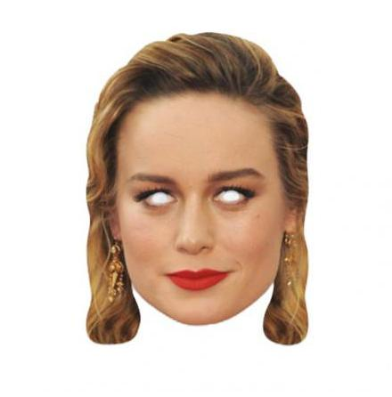 Pappmask, Brie Larson