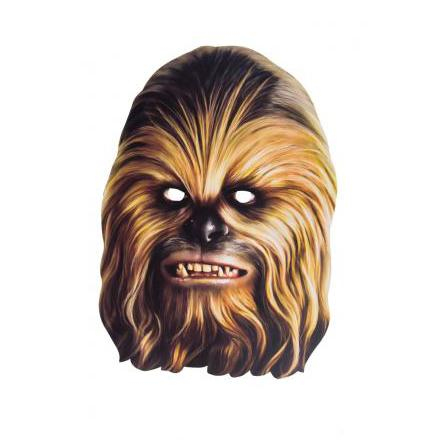 Pappmask, Chewbacca Star Wars
