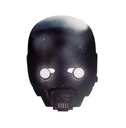 Pappmask, K-2SO Star Wars