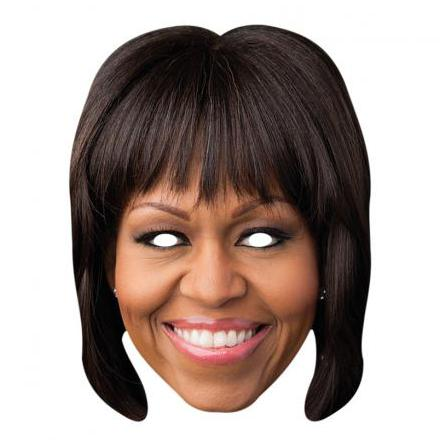 Pappmask, Michelle Obama