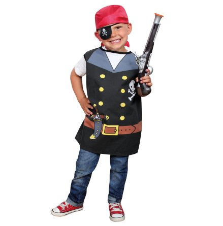 Piratväst, barn