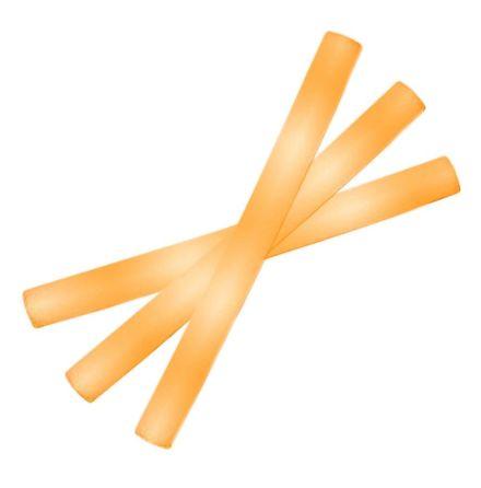 Led skumstavar, orange