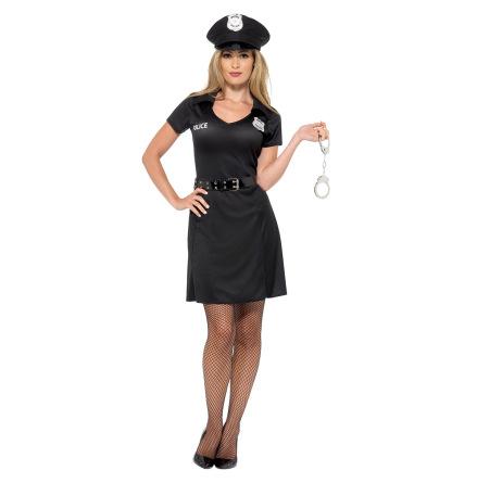 Klänning, police L