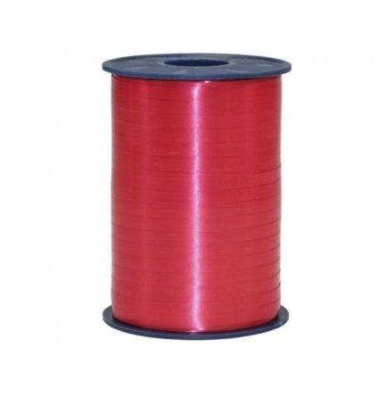 Ballongsnöre, röd 500 m x 5 mm