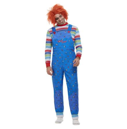 Dräkt, Chucky blå XL