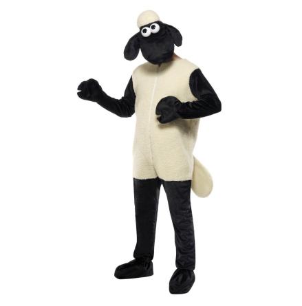 Dräkt, fåret Shaun one size