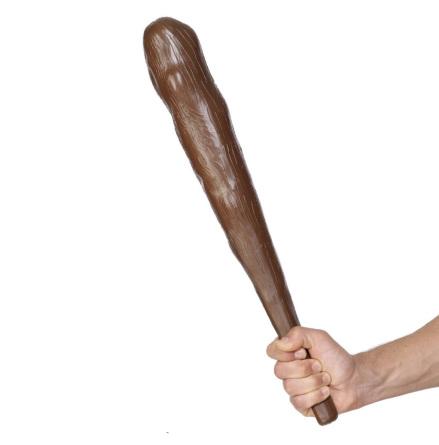 Grottmansklubba, brun