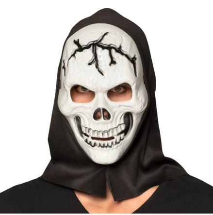Skelettmask