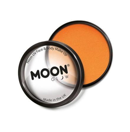 UV-smink i burk, orange blister