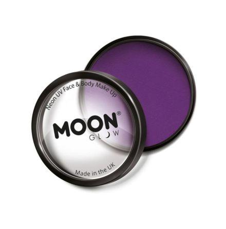 UV-smink i burk, lila blister