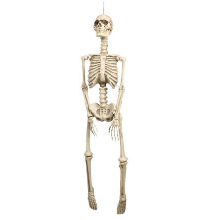 Prop, hängande skelett 92 cm