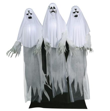 Prop animerad, tre spöken