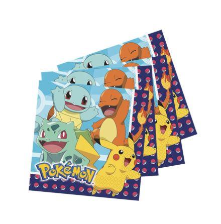 Servetter, Pokémon 16st