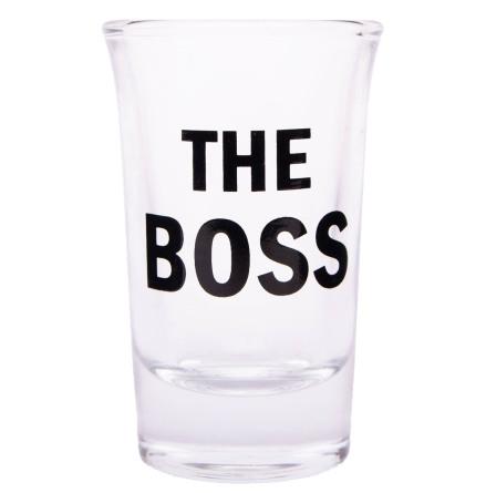 Snapsglas, The Boss