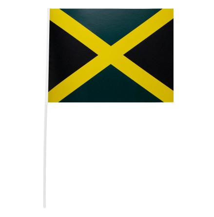 Pappersflagga, Jamaica 27x20 cm
