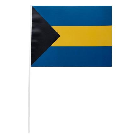 Pappersflagga, Bahamas 27x20 cm