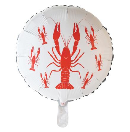 Folieballong, kräfta 46 cm