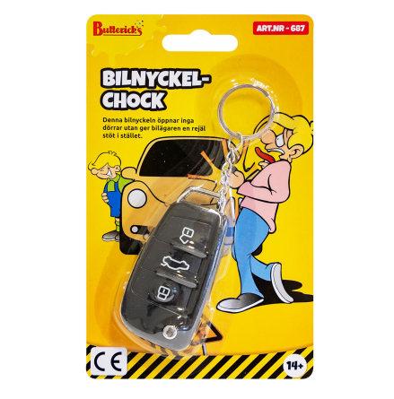 Bilnyckel, Chock