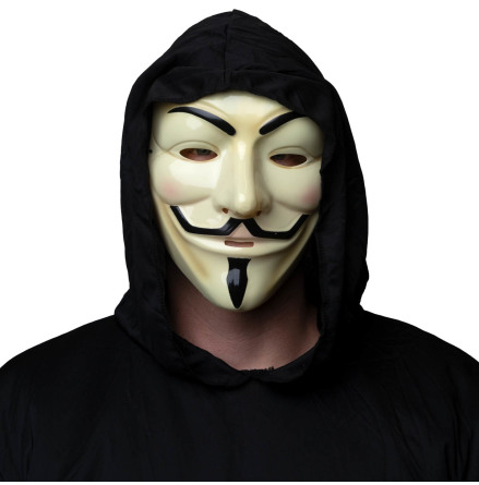 Mask, Guy Fawkes
